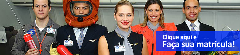 Curso Pro Flight - Aeromoça - Comissário de Voo